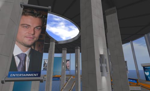 Viele Forscher halten Herrn Entertainment für eine rein digitale Persönlichkeit.