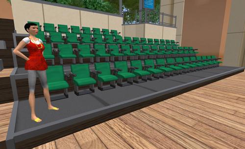 Können Avatare im Sitzen besser Zuhören?