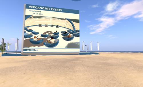 Ganze Länderr wanderten 2007 geschlossen ins Second Life ab.